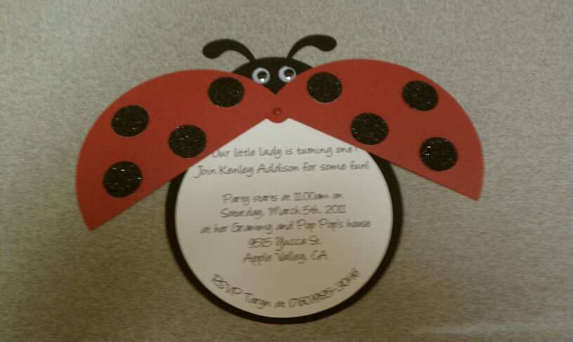 Grealish Greetings Blog Archive Ladybug Ladybug fly away home – Ladybug Birthday Cards