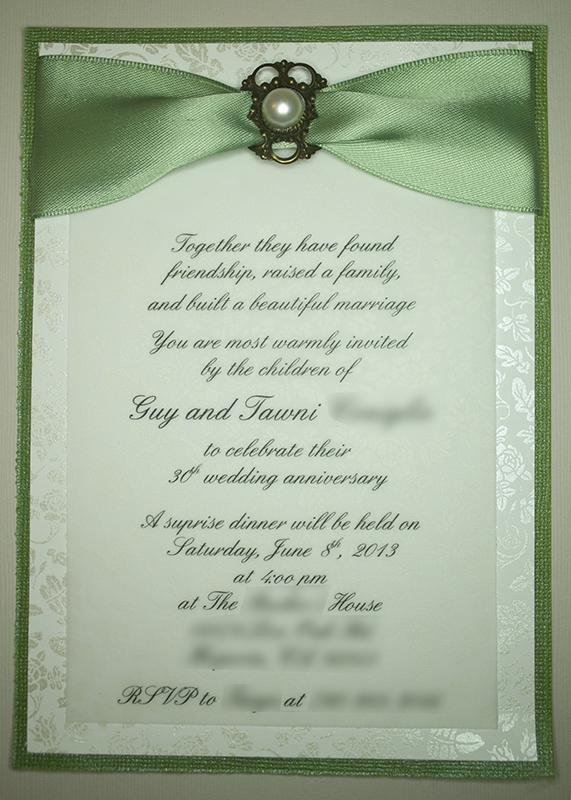 Grealish Greetings Custom Invitations